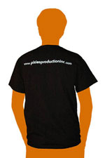 Pixies Production Inc. Shirt!
